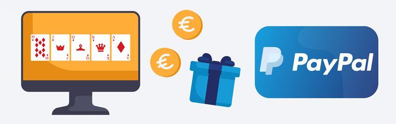 Bonus maksuvälineelle PayPal