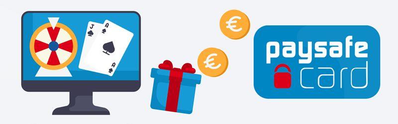 Bonus maksuvälineelle Paysafecard