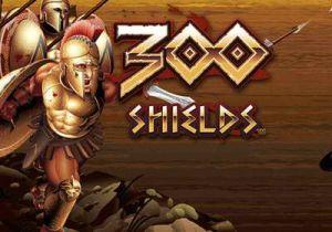 300 shields slot logo