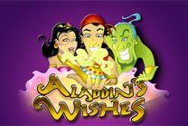 Aladdin's Wishes -kolikkopeli RTG:ltä