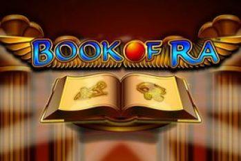 Novomaticin Book of Ra -slotti netissä