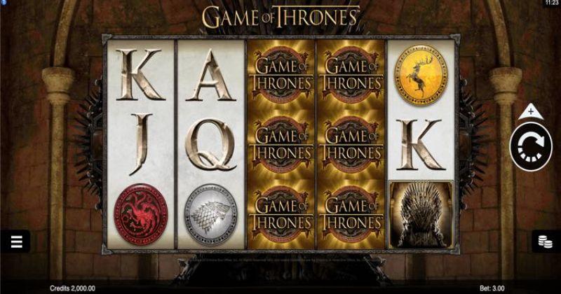 Play in Microgaming: Game of Thrones -kolikkopeli for free now | Netti Casino
