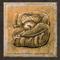 Aztec keltainen