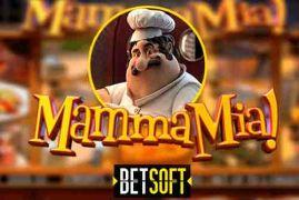 Peli pähkinänkuoressa Mamma Mia