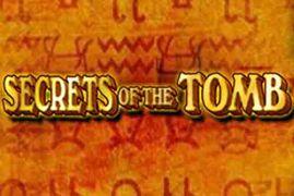 Secrets of the Tomb -kolikkopeli 2by2 Gamingilta