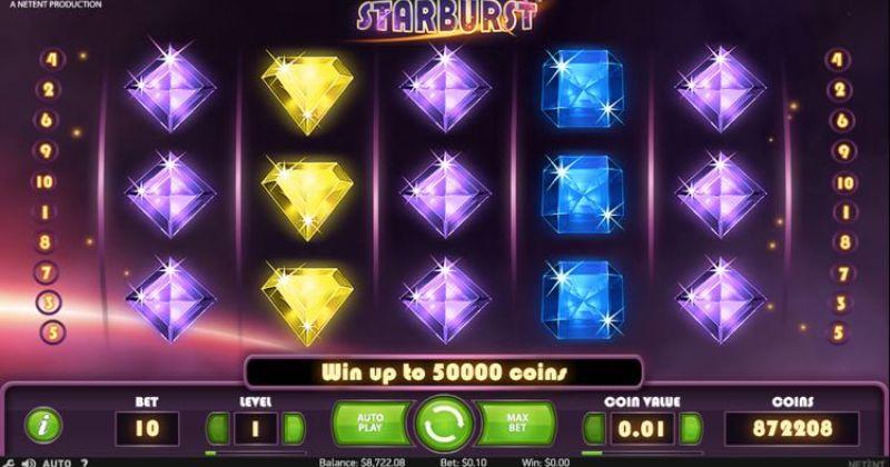 Play in Starburst-kolikkopeli NetEntiltä for free now   Netti Casino