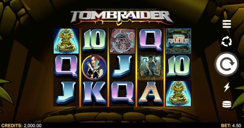Play in Tomb Raider Microgamingilta for free now | Netti Casino