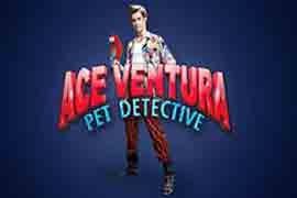 Ace Ventura -kolikkopeli Playtechiltä