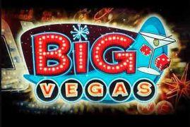 Big Vegas -kolikkopeli Bally-pelituottajalta