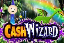 Cash Wizard -kolikkopeli Ballylta