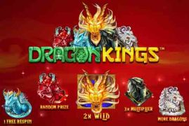 Peli pähkinänkuoressa Dragon Kings