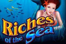 Riches of the Sea -kolikkopeli 2by2 Gaming -pelivalmistajalta